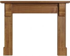 Sherwood Solid Pine Mantelpiece